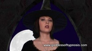 Mistress H witchnotized her slave
