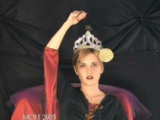 Mistress H enjoys Halloween brainwashing